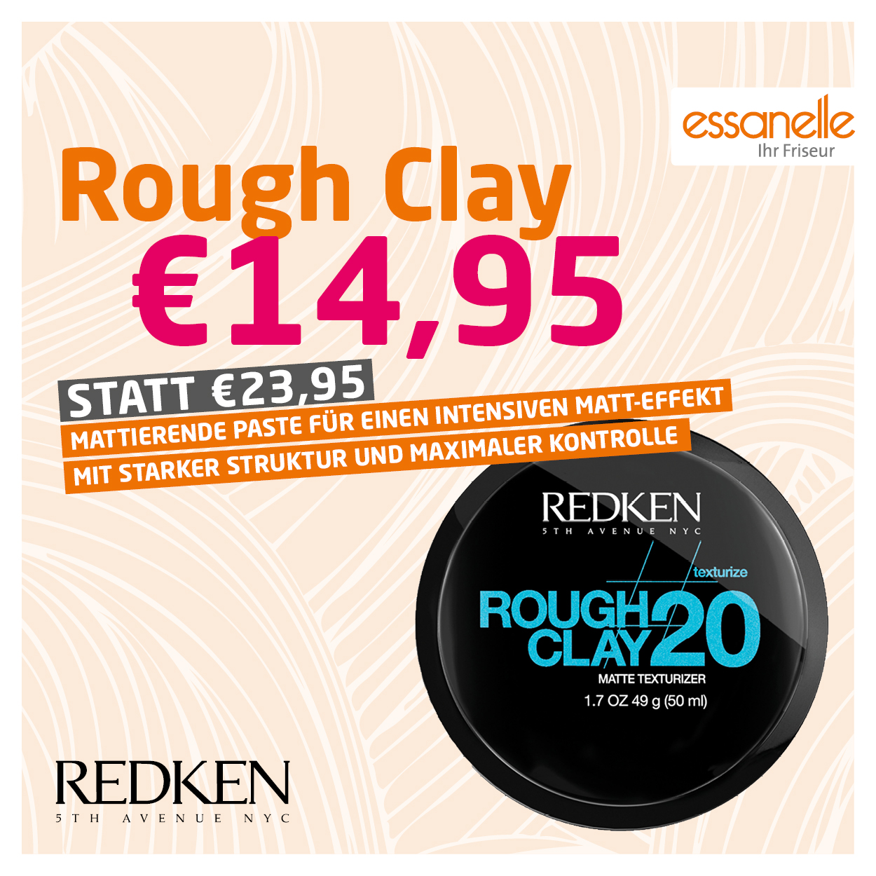 essanelle RedkenRoughClay